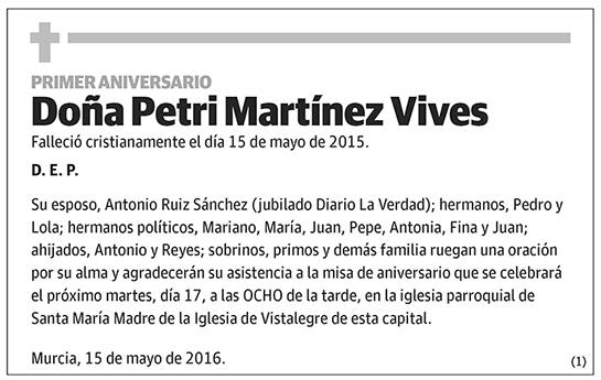Petri Martínez Vives