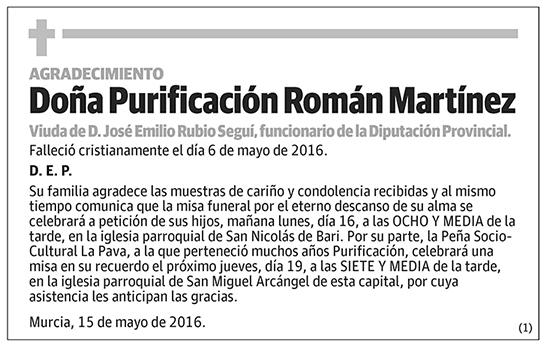 Purificación Román Martínez