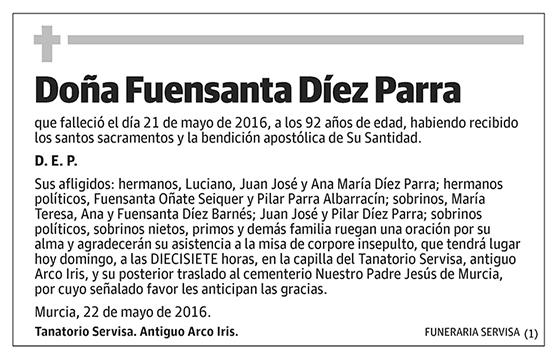 Fuensanta Díez Parra