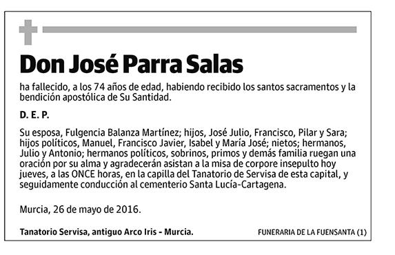 José Parra Salas