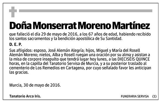 Montserrat Moreno Martínez
