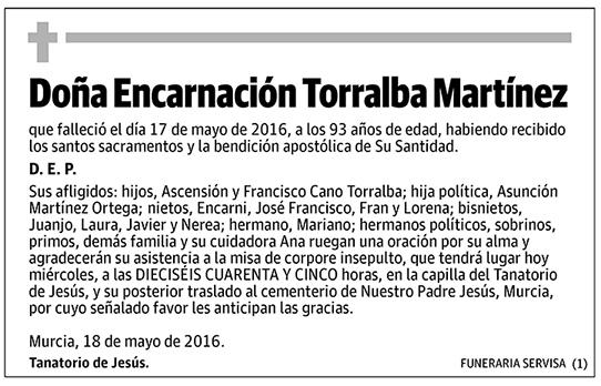 Encarnación Torralba Martínez