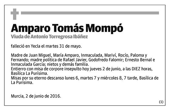 Amparo Tomás Mompó