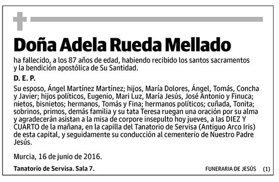 Adela Rueda Mellado