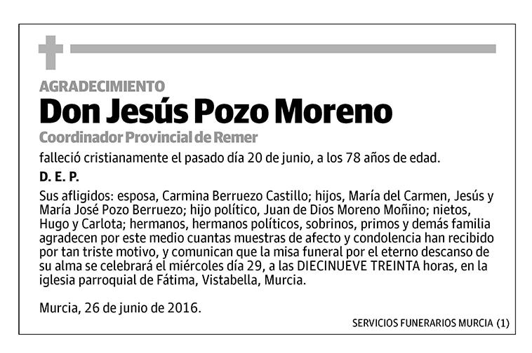 Jesús Pozo Moreno