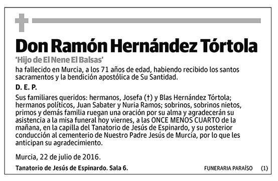 Ramón Hernández Tórtola