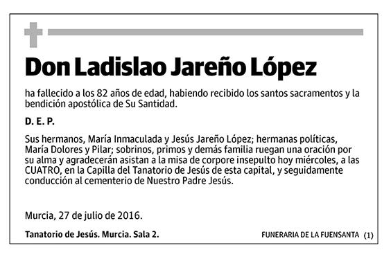 Ladislao Jareño López