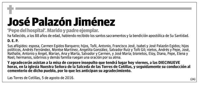 José Palazón Jiménez