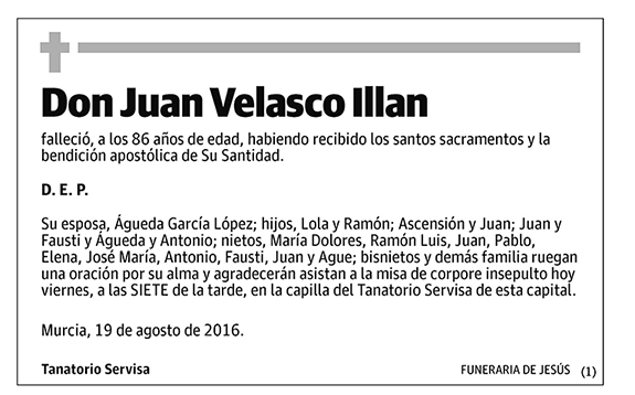 Juan Velasco Illan