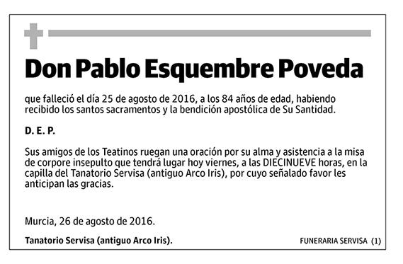 Pablo Esquembre Poveda