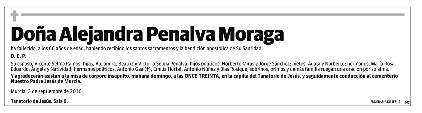 Alejandra Penalva Moraga