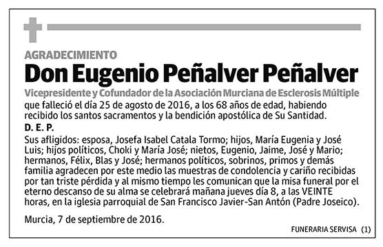 Eugenio Peñalver Peñalver