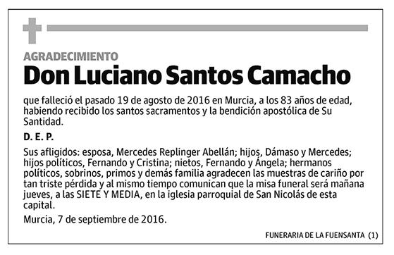 Luciano Santos Camacho