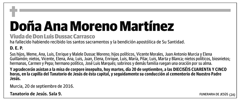 Ana Moreno Martínez
