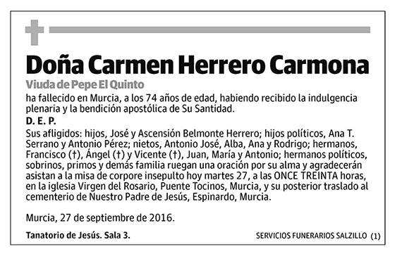Carmen Herrero Carmona