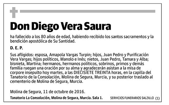 Diego Vera Saura