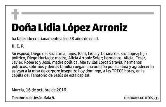 Lidia López Arroniz