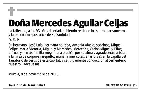 Mercedes Aguilar Ceijas