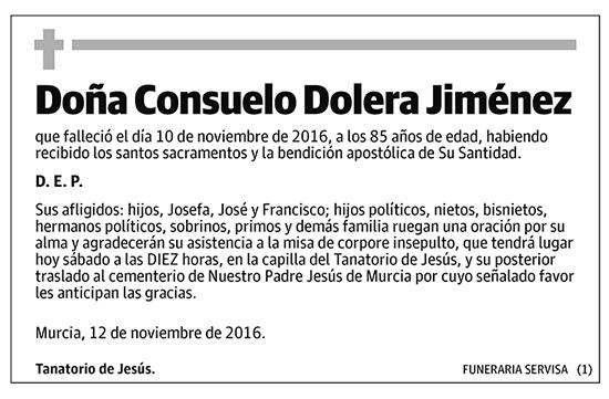 Consuelo Dolera Jiménez