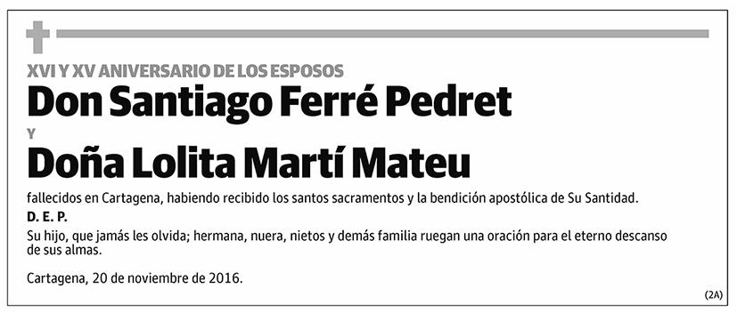 Santiago Ferré Pedret