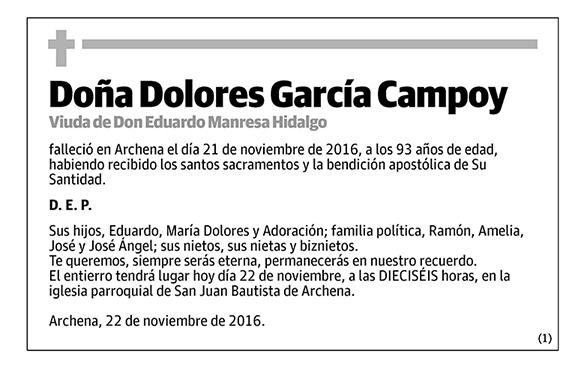 Dolores García Camboy