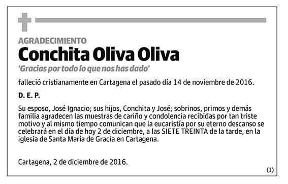 Conchita Oliva Oliva