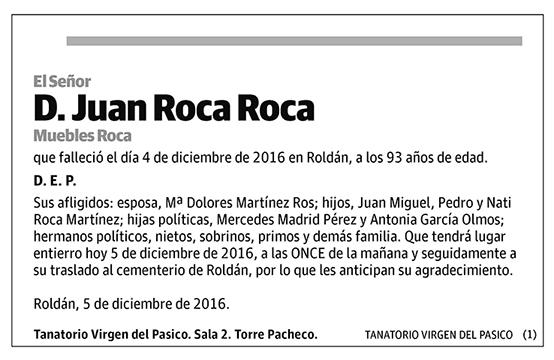 Juan Roca Roca