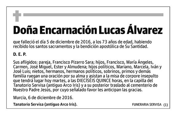 Encarnación Lucas Álvarez