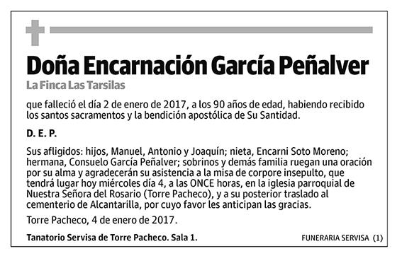 Encarnación García Peñalver