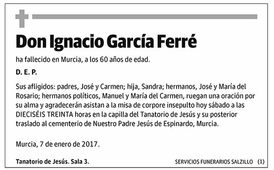 Ignacio García Ferré