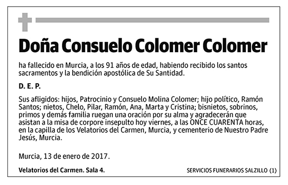 Consuelo Colomer Colomer