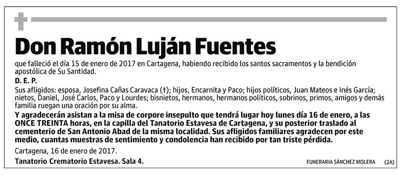 Ramón Luján Fuentes