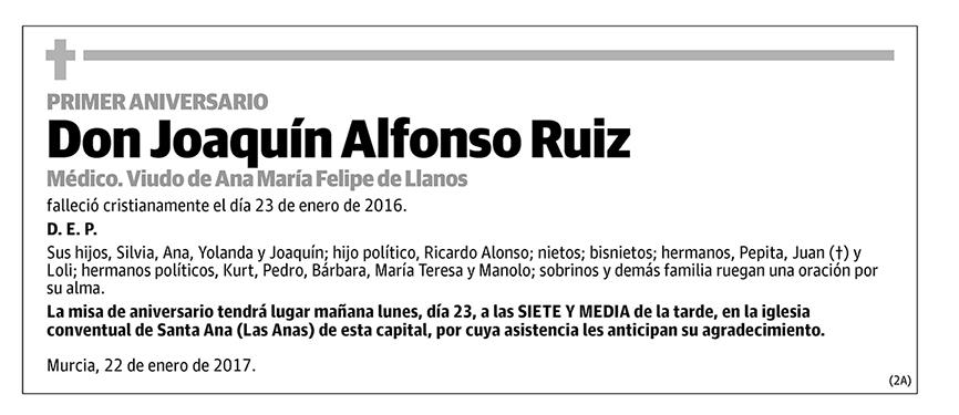 Joaquín Alfonso Ruiz