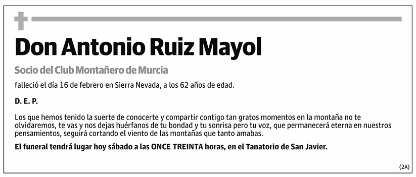 Antonio Ruiz Mayol