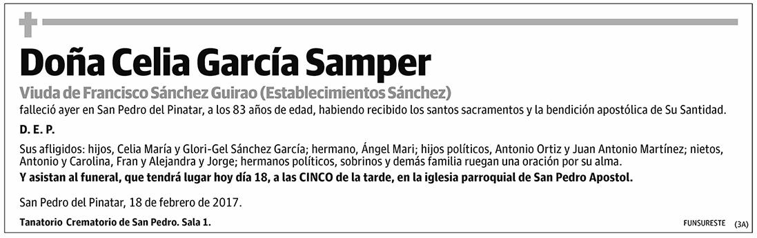 Celia García Samper