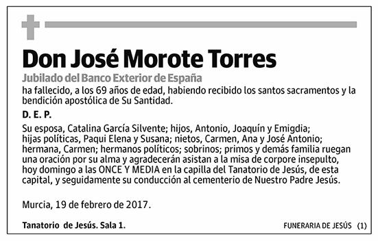 José Morote Torres