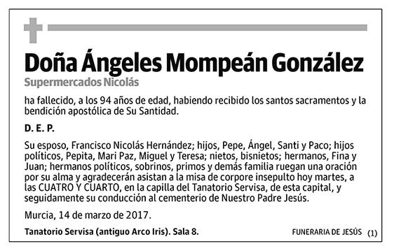 Ángeles Mompeán González