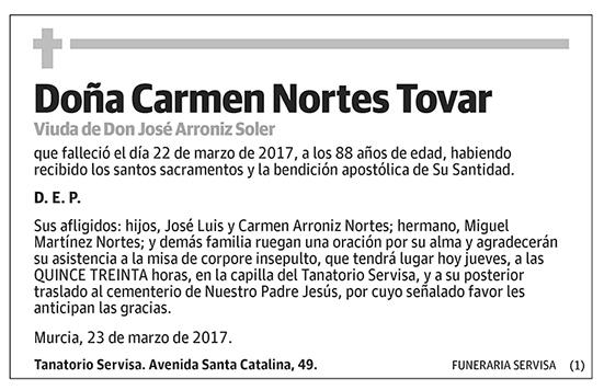 Carmen Nortes Tovar