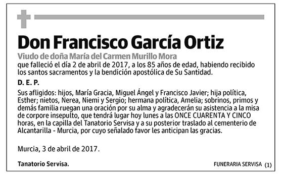 Francisco García Ortiz