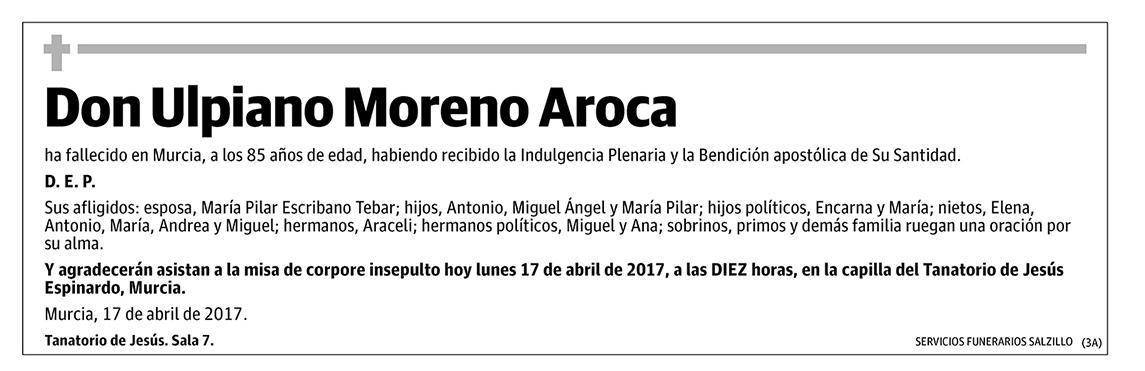 Ulpiano Moreno Aroca