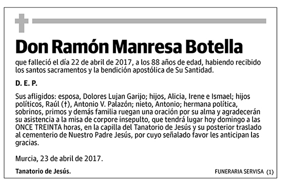 Ramón Manresa Botella