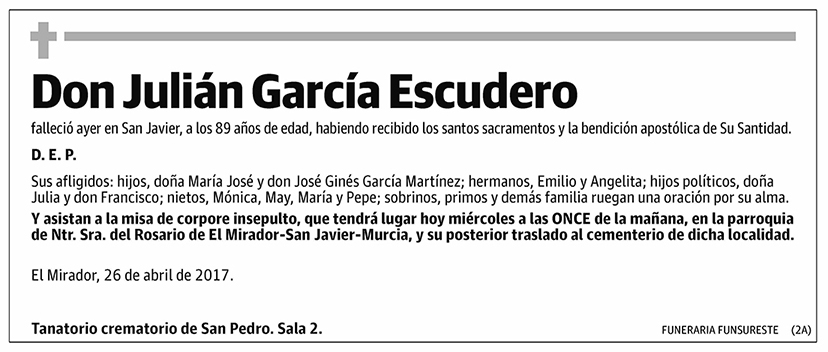 Julián García Escudero