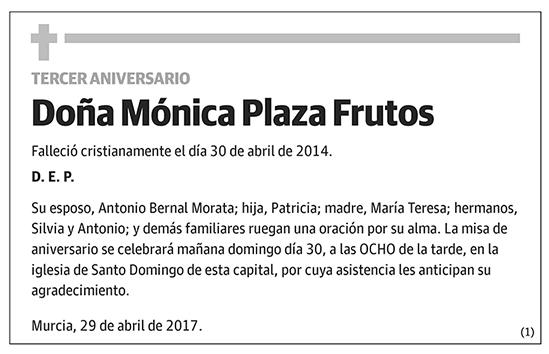 Mónica Plaza Frutos