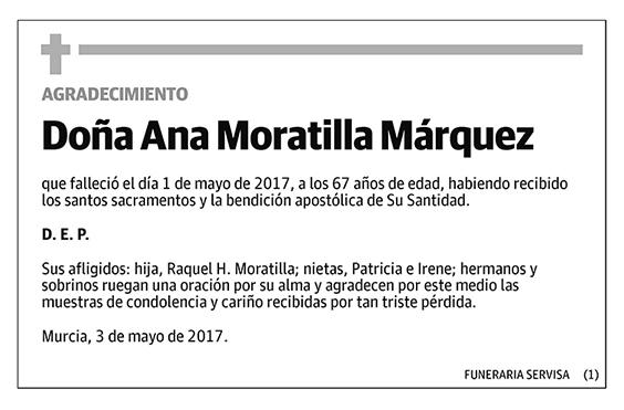 Ana Moratilla Márquez
