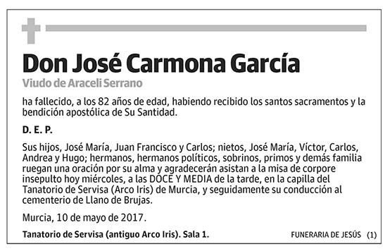 José Carmona García