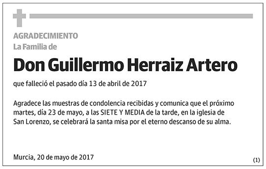Guillermo Herraiz Artero