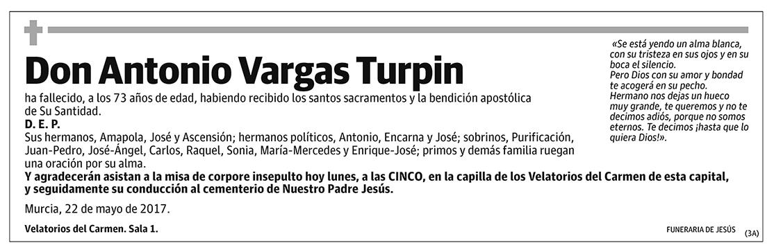 Antonio Vargas Turpin
