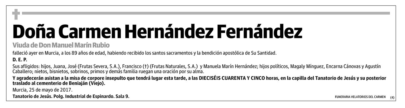 Carmen Hernández Fernández