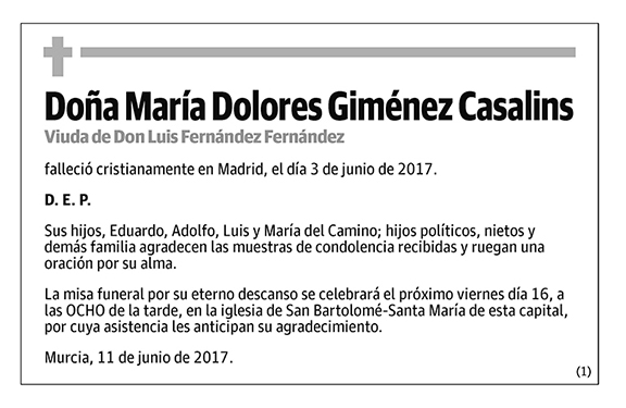 María Dolores Giménez Casalins