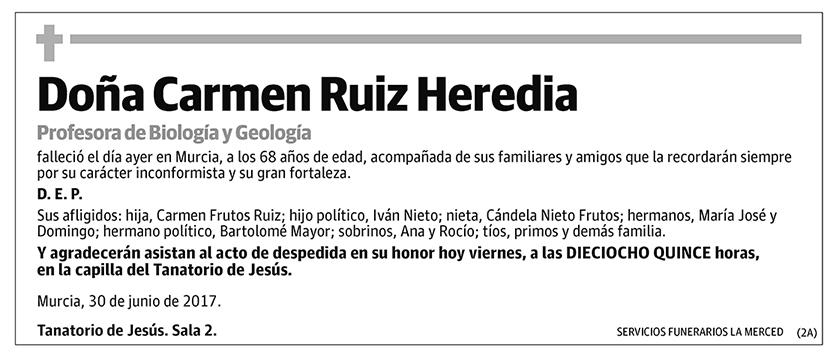 Carmen Ruiz Heredia